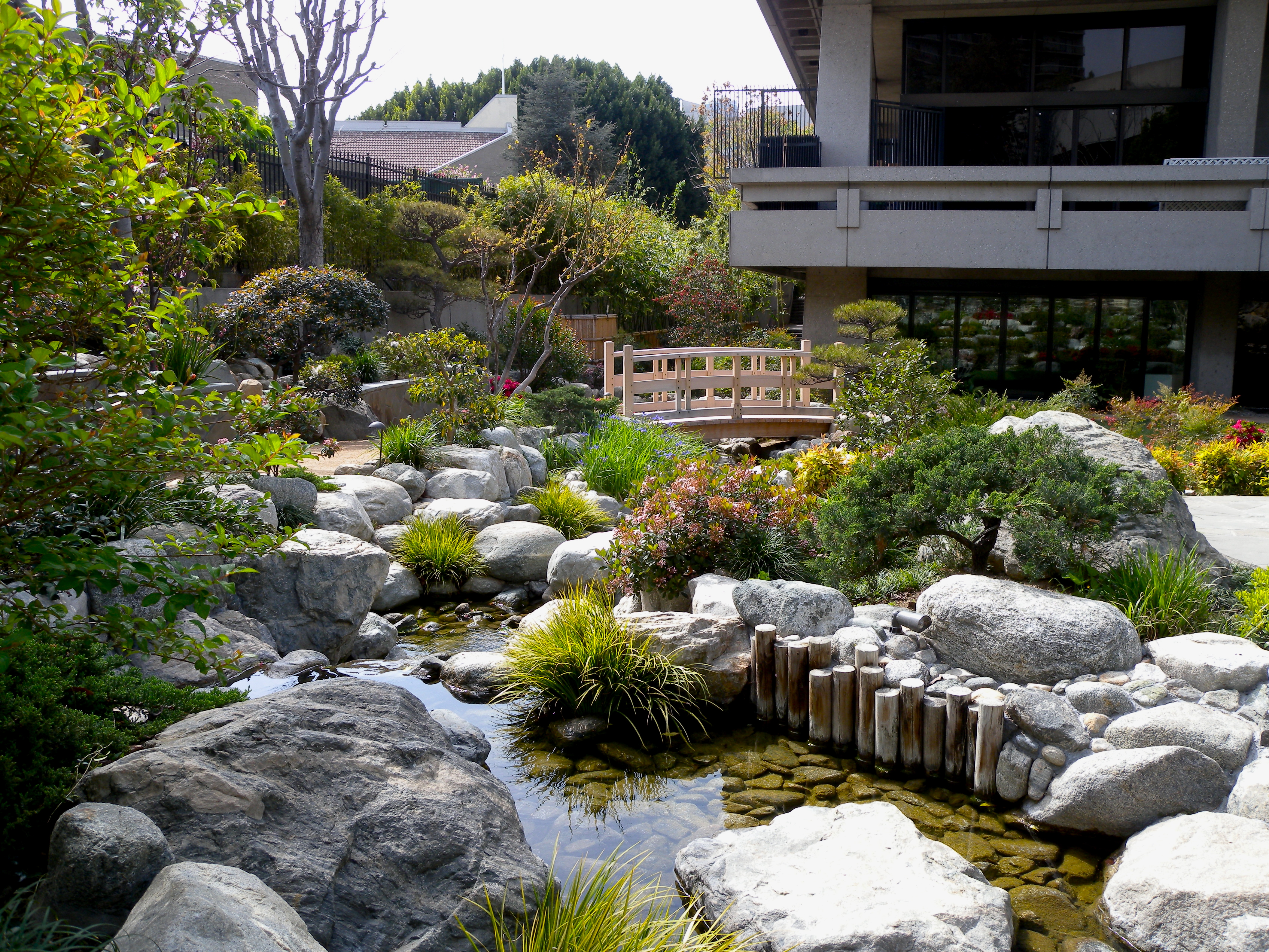 Secret Gardens Of Los Angeles For Love Of Exploration