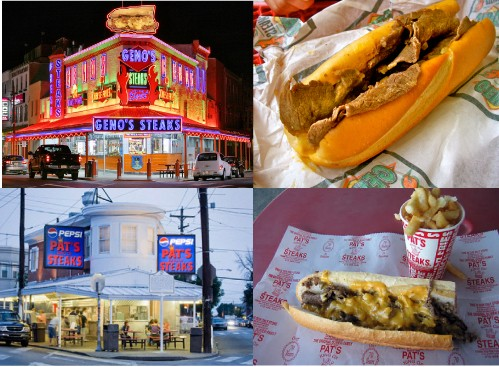 Legendary Food Rivalries -  NYC & Philly (6/6)